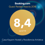 Banner of Booking reviews